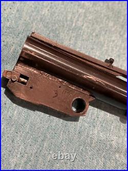 Thompson Center TC Contender barrel 45 LC 410 Super 14 14 45LC. 410 blued choke