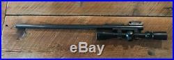 Thompson Center TC Encore Barrel 240 Weatherby Bullberry Sightron 3-12x42 Scope