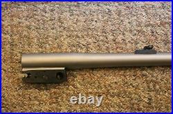 Thompson Center TC Encore Barrel Stainless 45-70 24 Rifle