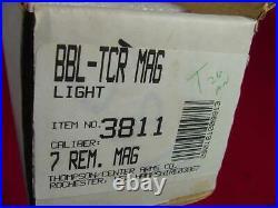 Thompson Center TC TCR 83 87 23 7MM Rem Mag Magnum Rifle Barrel, NIB