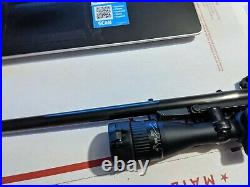 Thompson Center TC contender barrel 22 Lr Match 21 Carbine w 3-9x AO scope