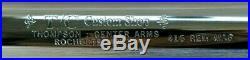 Thompson Center TCR custom shop 416 REM MAG rifle barrel 83 Aristocrat tc rare