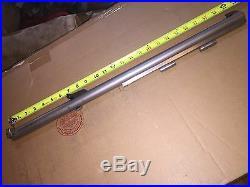 Thompson Center grey hawk barrel Stainless steel 24.5 New Englander Greyhawk