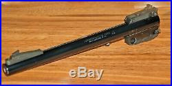 Thompson center contender 221 rem barrel 10 inch round with sights