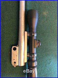 Thompson center encore pistol barrel 7mm-08