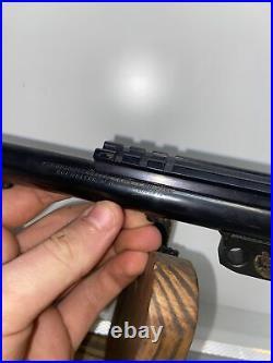 Thompson contender barrel super 14 7mm T/CU
