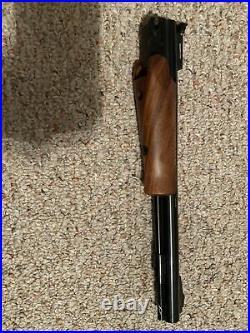 Used thompson center encore 50 Cal. Muzzleloader Barrel Pistol Withwalnut Forend