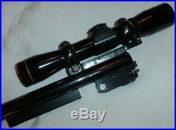 VTG Thompson Center Arms Super 14 Inch 44 MAG Barrel & LEUPOLD Scope 4X Extender