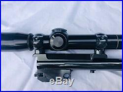 Vintage Thompson Center / Arms barrel 44 MAG, Super 14 & LEUPOLD Scope